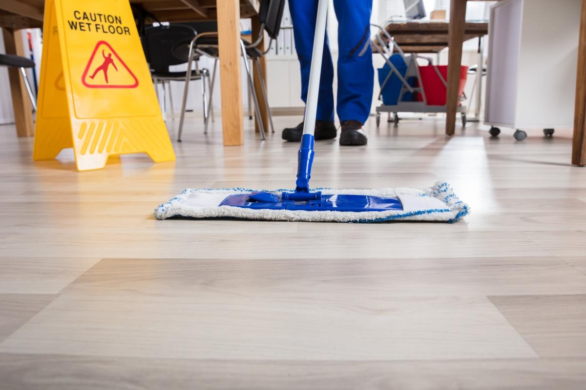 Floor Contamination Issues