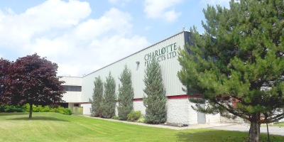 Charlotte Products Ltd. Building